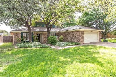 Single Family Home For Sale: 7923 Vicksburg Avenue