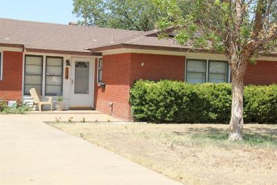 Single Family Home For Sale: 5228 41st Street