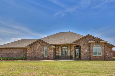 Lubbock Single Family Home For Sale: 5013 County Road 7930