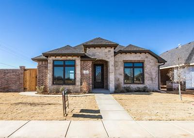 Lubbock Single Family Home For Sale: 12010 Upton Avenue
