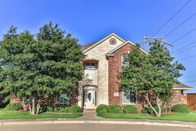 Lubbock Single Family Home For Sale: 10602 Toledo Avenue