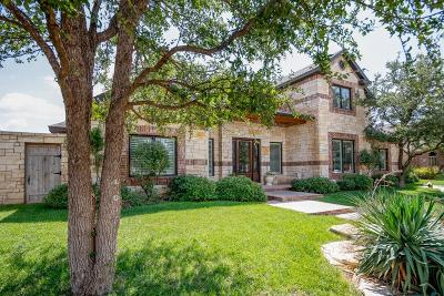 Lubbock Single Family Home For Sale: 4611 103rd Street