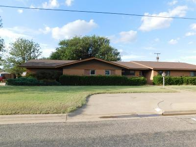 Abernathy Single Family Home Under Contract: 812 1st Street