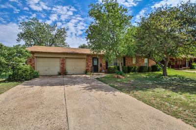 Lubbock Single Family Home For Sale: 3816 37th Street