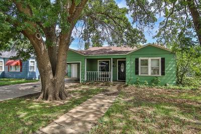 Single Family Home For Sale: 2616 31st Street