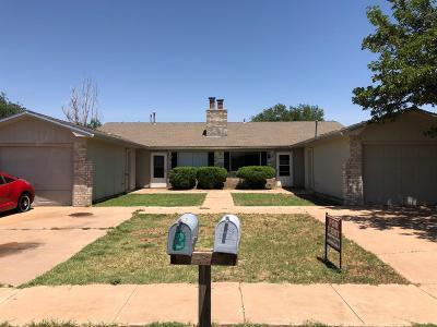 Multi Family Home For Sale: 614 N Elkhart Avenue