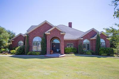 Lubbock Single Family Home For Sale: 5643 County Road 7540