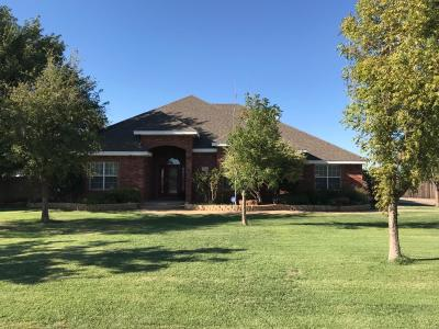 Lubbock TX Single Family Home For Sale: $429,900