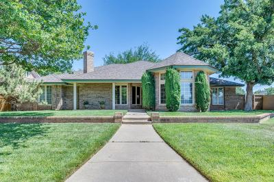 Lubbock Single Family Home For Sale: 4402 89th Street