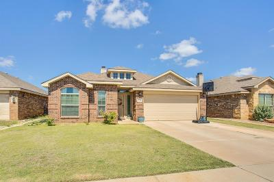 Lubbock Single Family Home For Sale: 5720 110th Street