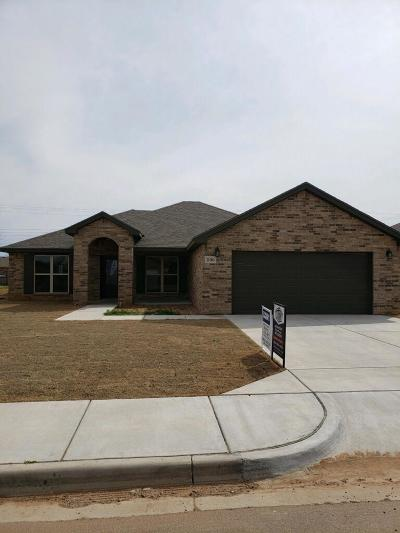 Shallowater Single Family Home For Sale: 1106 16th