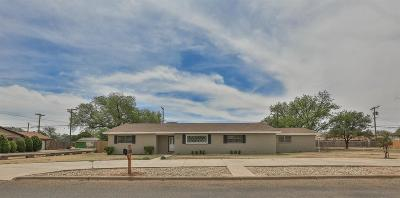 Wolfforth Single Family Home For Sale: 601 5th Street