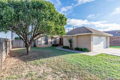 Lubbock TX Single Family Home For Sale: $141,000