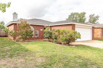 Lubbock Single Family Home For Sale: 6113 13th Street