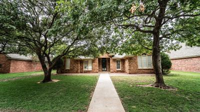 Lubbock Single Family Home For Sale: 4425 87th Street