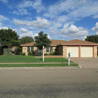 Lubbock Single Family Home For Sale: 8405 Fremont Avenue
