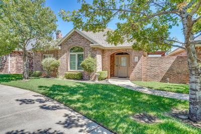 Lubbock Garden Home For Sale: 4402 108th Street