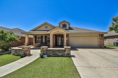 Lubbock Single Family Home For Sale: 6903 91st Street