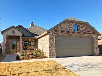 Lubbock Single Family Home For Sale: 2113 100th Street