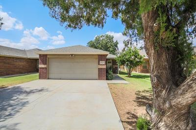 Lubbock Single Family Home For Sale: 6114 22nd Street