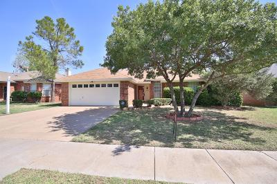 Lubbock Single Family Home For Sale: 6332 9th Street