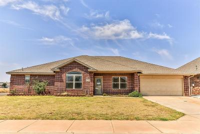 Lubbock Single Family Home For Sale: 7716 Kirby Avenue