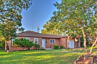Lubbock Single Family Home For Sale: 3213 26th Street