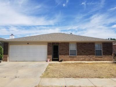 Lubbock TX Rental For Rent: $1,150