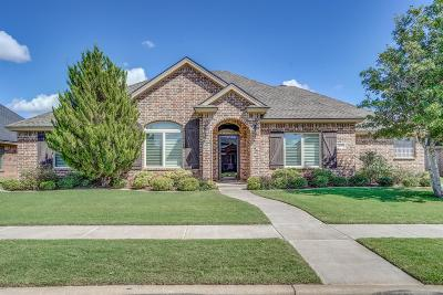 Lubbock TX Single Family Home For Sale: $259,900