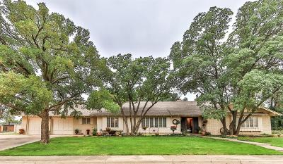 Levelland Single Family Home For Sale: 202 Willow Wood Lane