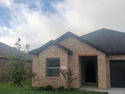 Lubbock Single Family Home For Sale: 5231 Lehigh Street