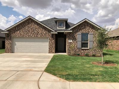 Lubbock Single Family Home For Sale: 5304 Lehigh Street