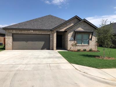 Lubbock Single Family Home For Sale: 5306 Lehigh Street