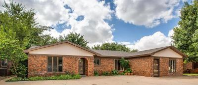 Lubbock TX Single Family Home For Sale: $167,995