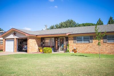 Littlefield Single Family Home For Sale: 1303 W 12th Street