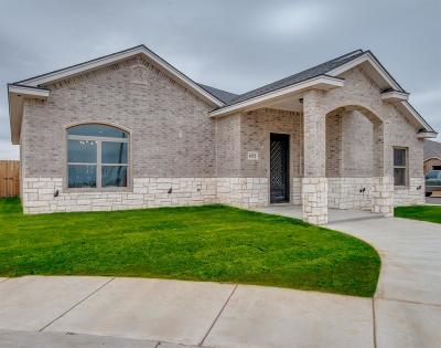 Lubbock Single Family Home For Sale: 6952 23rd Street