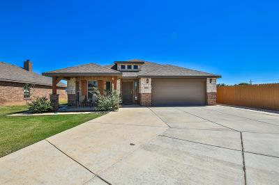 Lubbock TX Single Family Home For Sale: $250,000