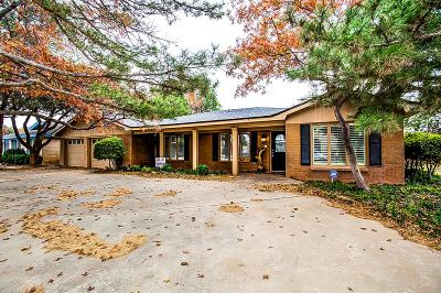 Lubbock Single Family Home For Sale: 4505 7th Street