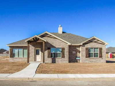 Lubbock Single Family Home For Sale: 4920 Itasca Street