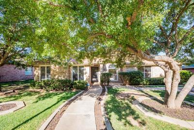 Lubbock Garden Home For Sale: 7404 Huron Avenue