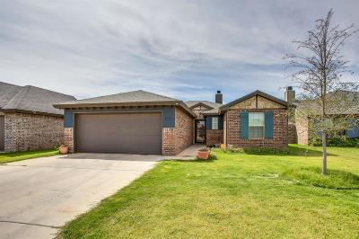 Lubbock Single Family Home For Sale: 2317 102nd Street