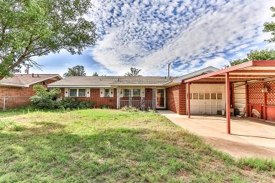 Shallowater Single Family Home Under Contract: 1312 5th Street