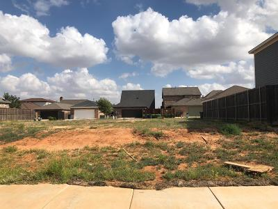 Lubbock County Residential Lots & Land For Sale: 4707 120th Place