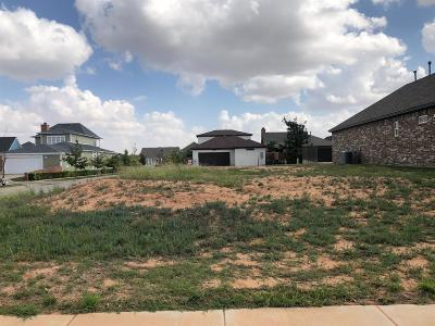 Lubbock County Residential Lots & Land Under Contract: 4701 120th Place