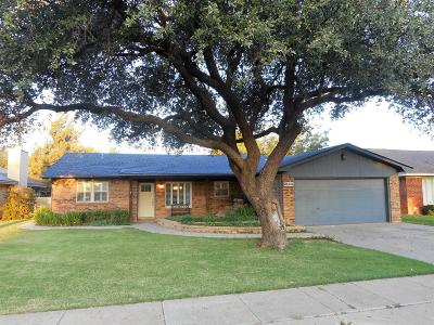 Lubbock TX Single Family Home For Sale: $210,000