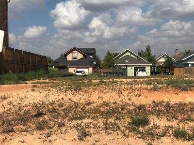 Lubbock County Residential Lots & Land For Sale: 12103 Topeka Avenue