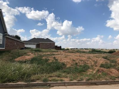 Lubbock County Residential Lots & Land For Sale: 4602 121st Street