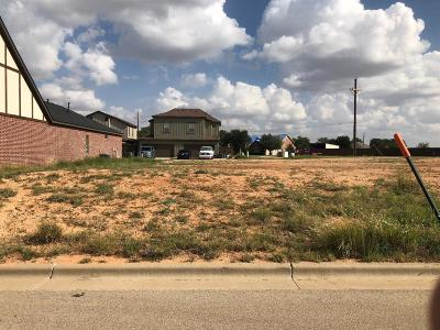 Lubbock County Residential Lots & Land For Sale: 4717 121st Place