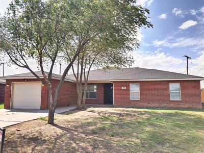 Single Family Home For Sale: 2302 Hickory Avenue