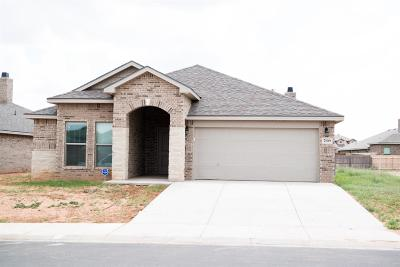 Lubbock Single Family Home For Sale: 7109 90th Street